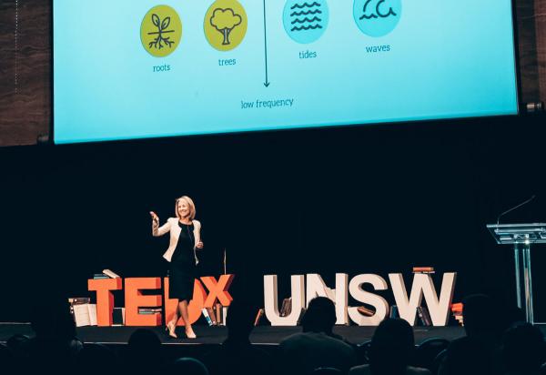 Ali at TEDx Sydney